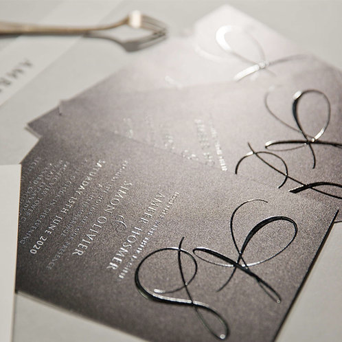 Convite Casamento Impressão UV 2021180.04-280