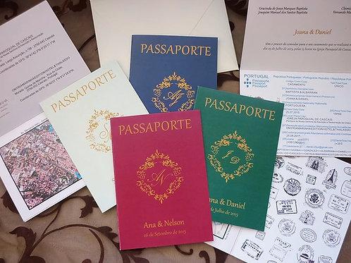 Convite Casamento Passaporte 2021104-200