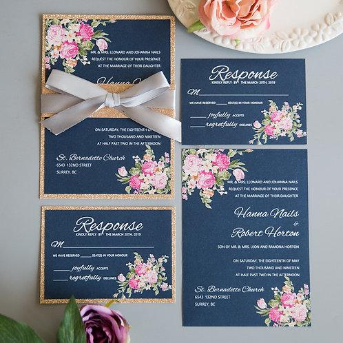 Convite Casamento Impressão UV 2021184.08-280/380