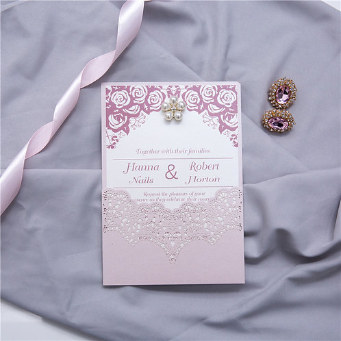 Convite Casamento Rendilhado 2021136.WPL0155-370