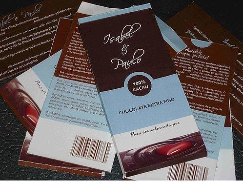 Convite Casamento Chocolate 2021050-250