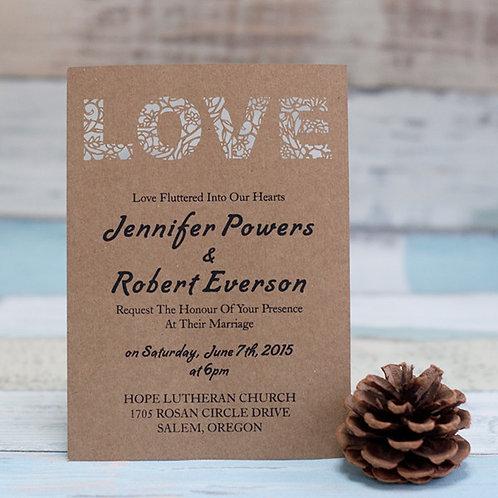 Convite Casamento LOVE Rendilhado2021131.WFL0112-200