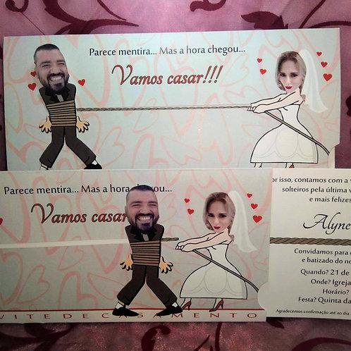 Convite Casamento Divertido 2021089-230