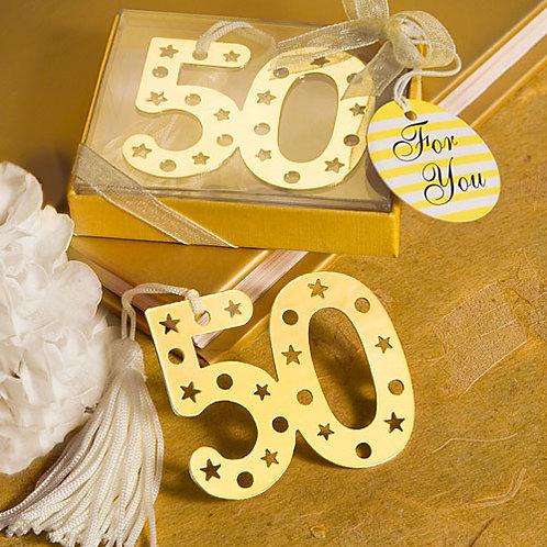 Marcador 50º aniversário - DK2901