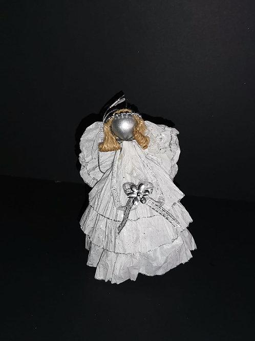 decoração natal anjinhobranco - NL048