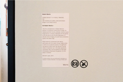 Wall Label and Icons