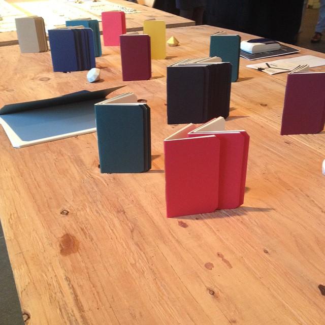 Arty books @thealdrichmuseum for Ware #art #museum #handmadetrade #w