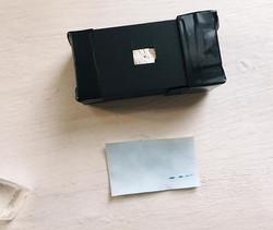 Miniature Pinhole Camera