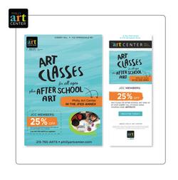 Program Poster and e-Blast
