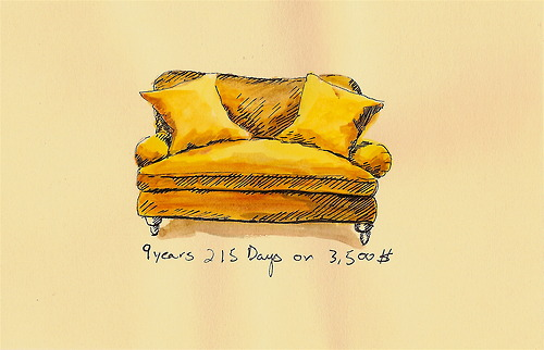 Sofa A Day Project