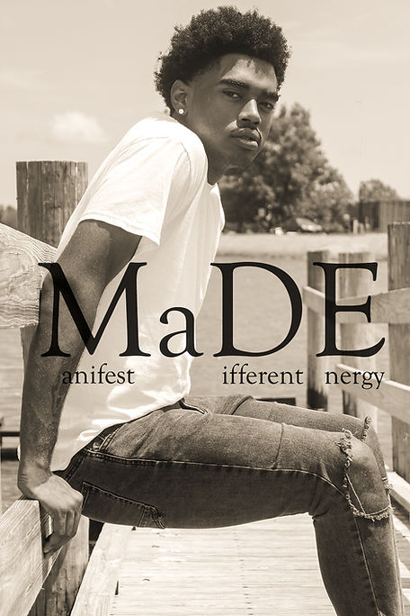 CJ for MaDE fashion editorial shot and styled by MXJ Photography