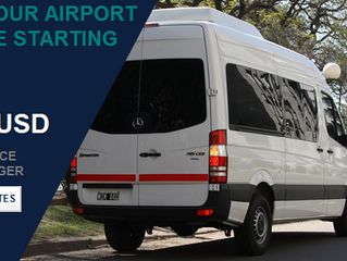 Airport shuttle to JFK