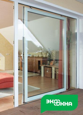 Установка входных, офисных, профильных балконных дверей в Калязине, Кашине и Кесовой Горе