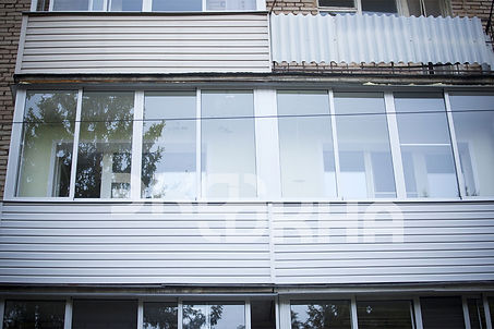 Недорогое застекление балконов и лоджий в Кашине, Калязине и Кесовой Горе