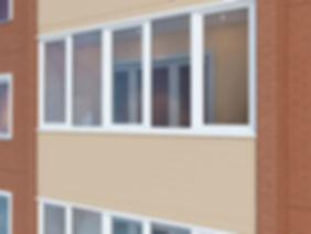 Недорогое остекление балконов и лоджий в Кашине, Калязине и Кесовой Горе