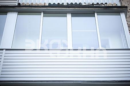 недорого застеклить балкон или лоджию в Кашине, Калязине и Кесовой Горе услугами Компании Риалит