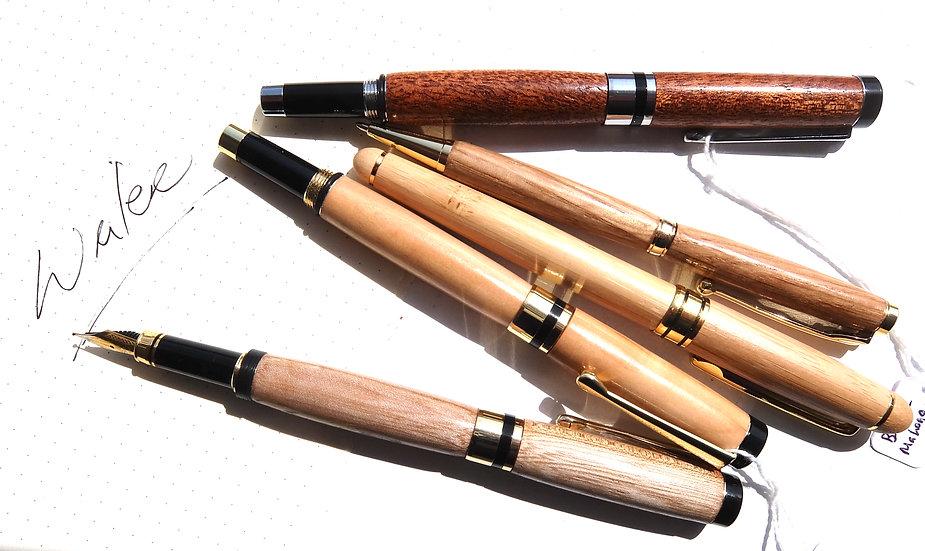 Wooden Handcrafted Ballpoint Penn