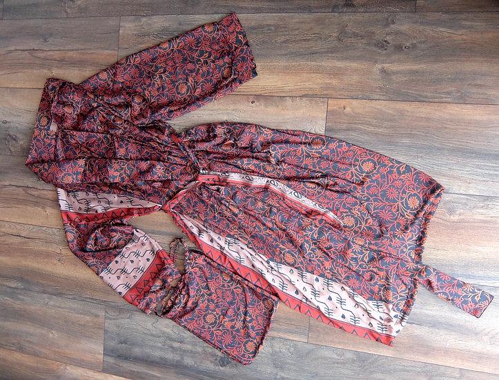 Women's Silk Kimono