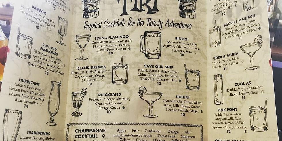 Booze School - Tiki Time