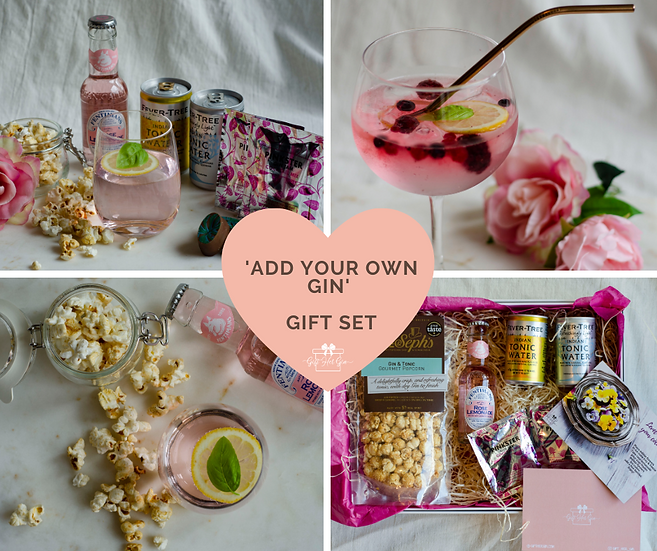 'Add Your Own Gin' Gift Set