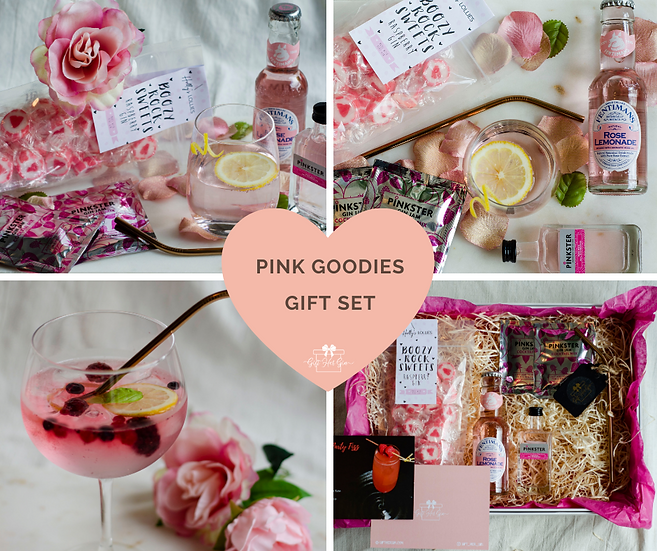 Pink Gin Goodies Gift Set