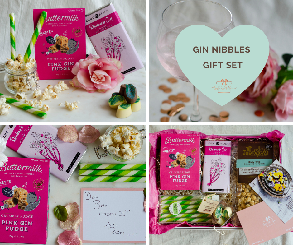 gin foodie gift set