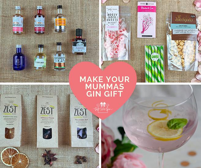 Make Your Mumma's Gin Gift