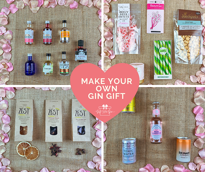 Make Your Own Gin Gift