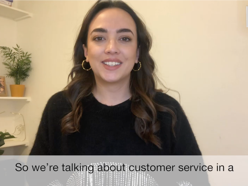 How does working in Customer Service in a complex environment impact the advisor?