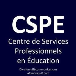 CSPE - Centre de Services Professionnels en Éducation