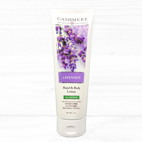 Lavender Hand and Body Lotion by Cashmere Bath Co.