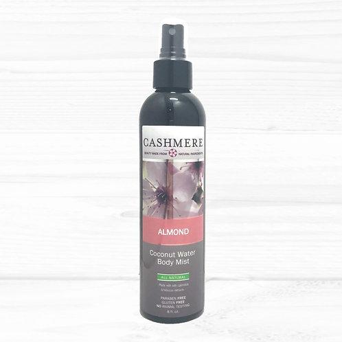 Almond Body Spray by Cashmere Bath Co.