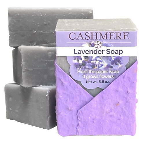 Lavender soap by Cashmere Bath Co.