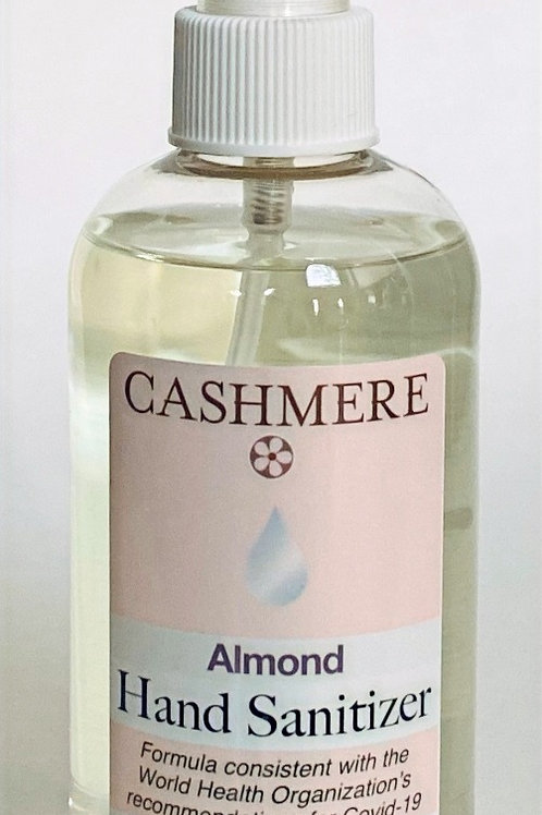 Almond Hand Sanitizer by Cashmere Bath Co.