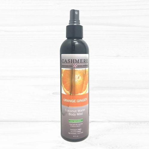 Orange Ginger Body Spray by Cashmere Bath Co.