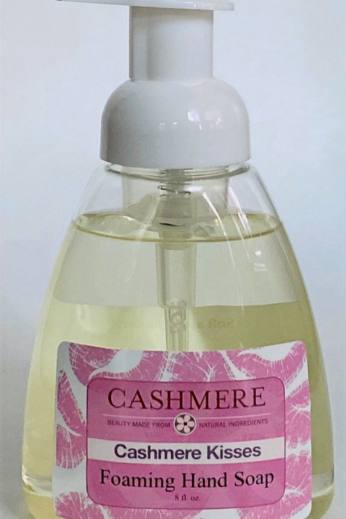 Cashmere Kisses Foaming Hand Soap by Cashmere Bath Co. - Love Spell like scent