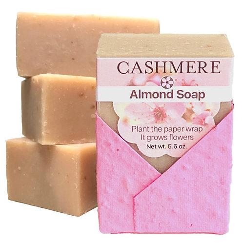 Almond soap by Cashmere Bath Co.