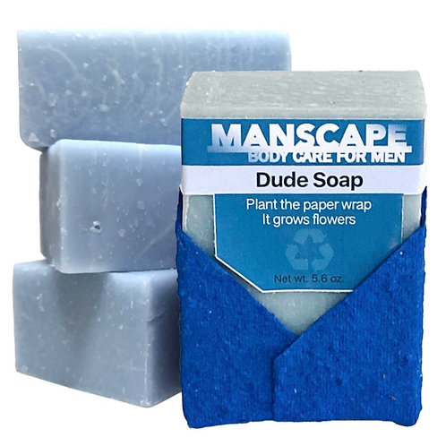 Manscape Dude soap