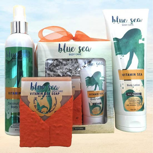 Vitamin Sea products by Blue Sea Body Care