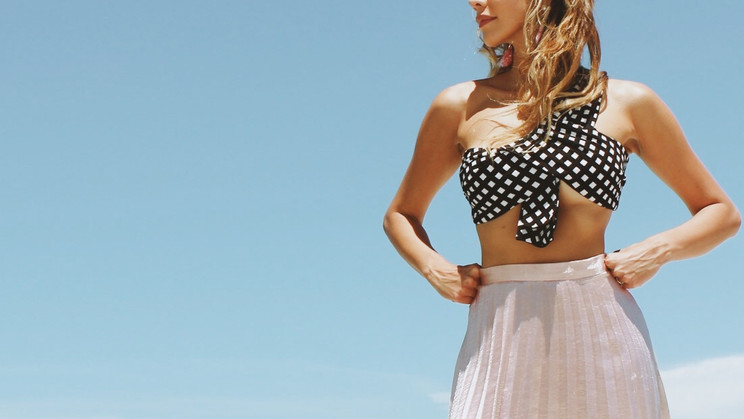 Trend to try this summer: Gingham Prints