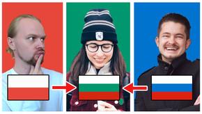 Comparing Polish, Bulgarian and Russian