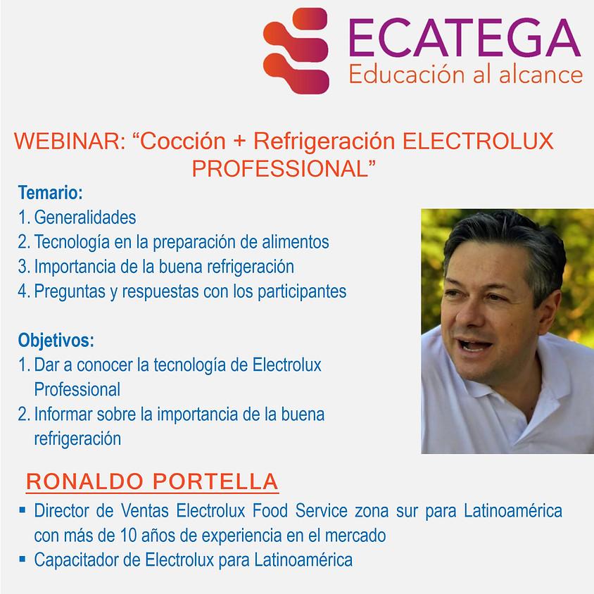 Webinar ELECTROLUX PROFESSIONAL W-I-290520