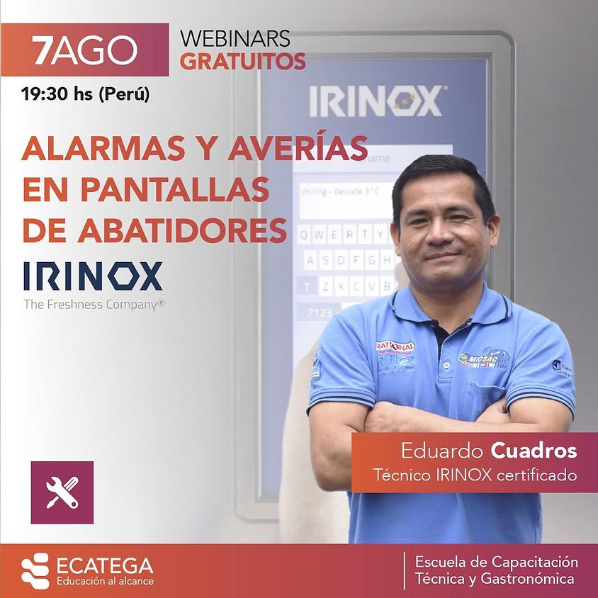 Webinar IRINOX W-I-070820