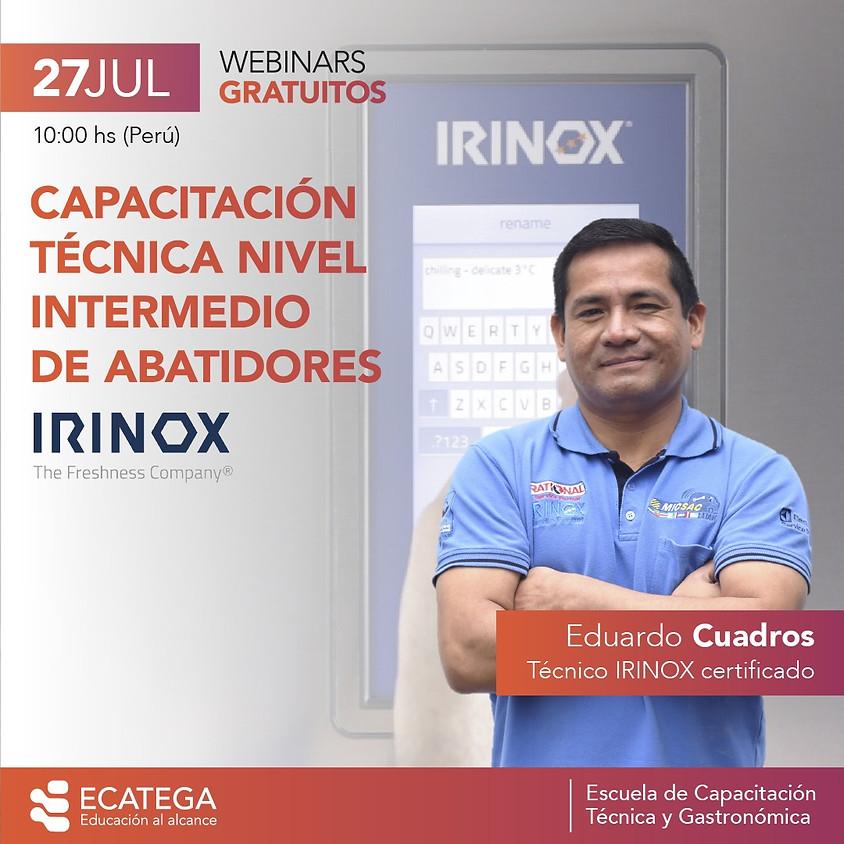 Webinar IRINOX W-I-270720