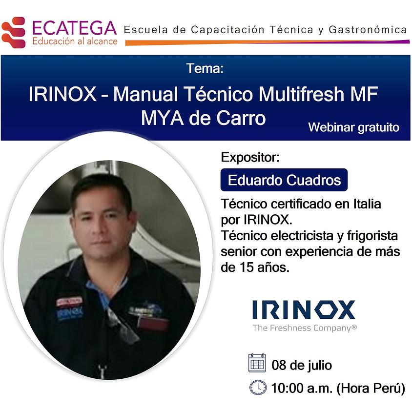 Webinar IRINOX W-I-080720