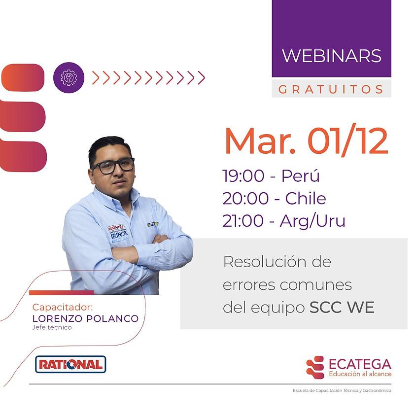 WEBINAR TÉCNICO W-T-011220