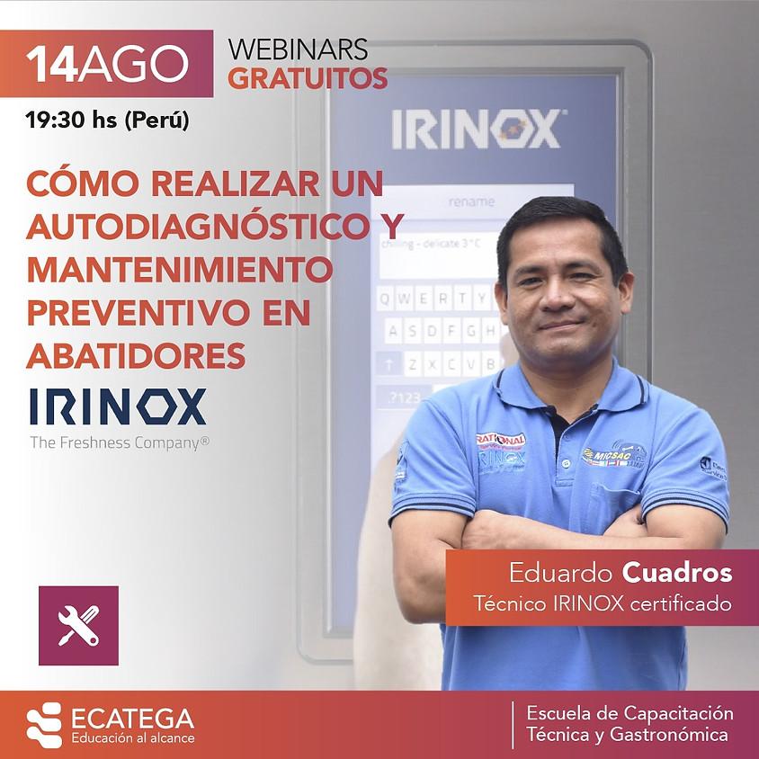 WEBINAR IRINOX W-I-140820