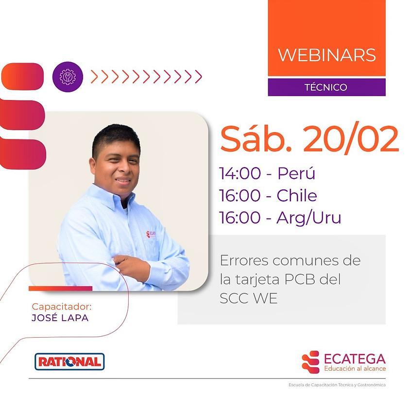 WEBINAR TÉCNICO W-T-200221