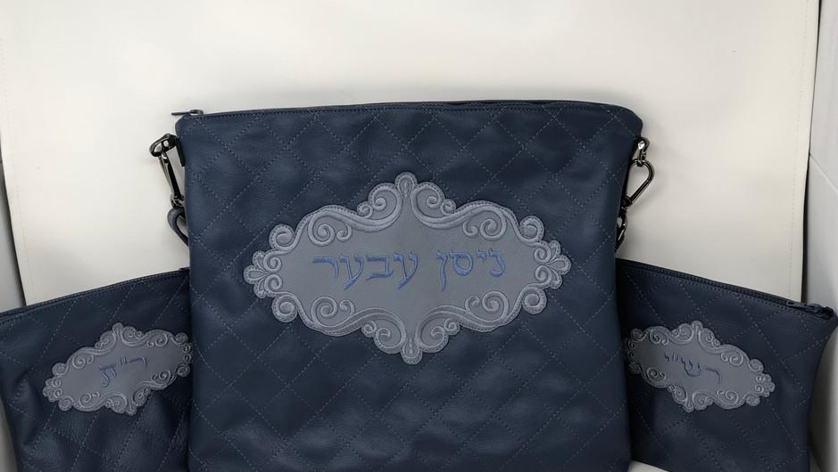 Classic swirl embroidery
