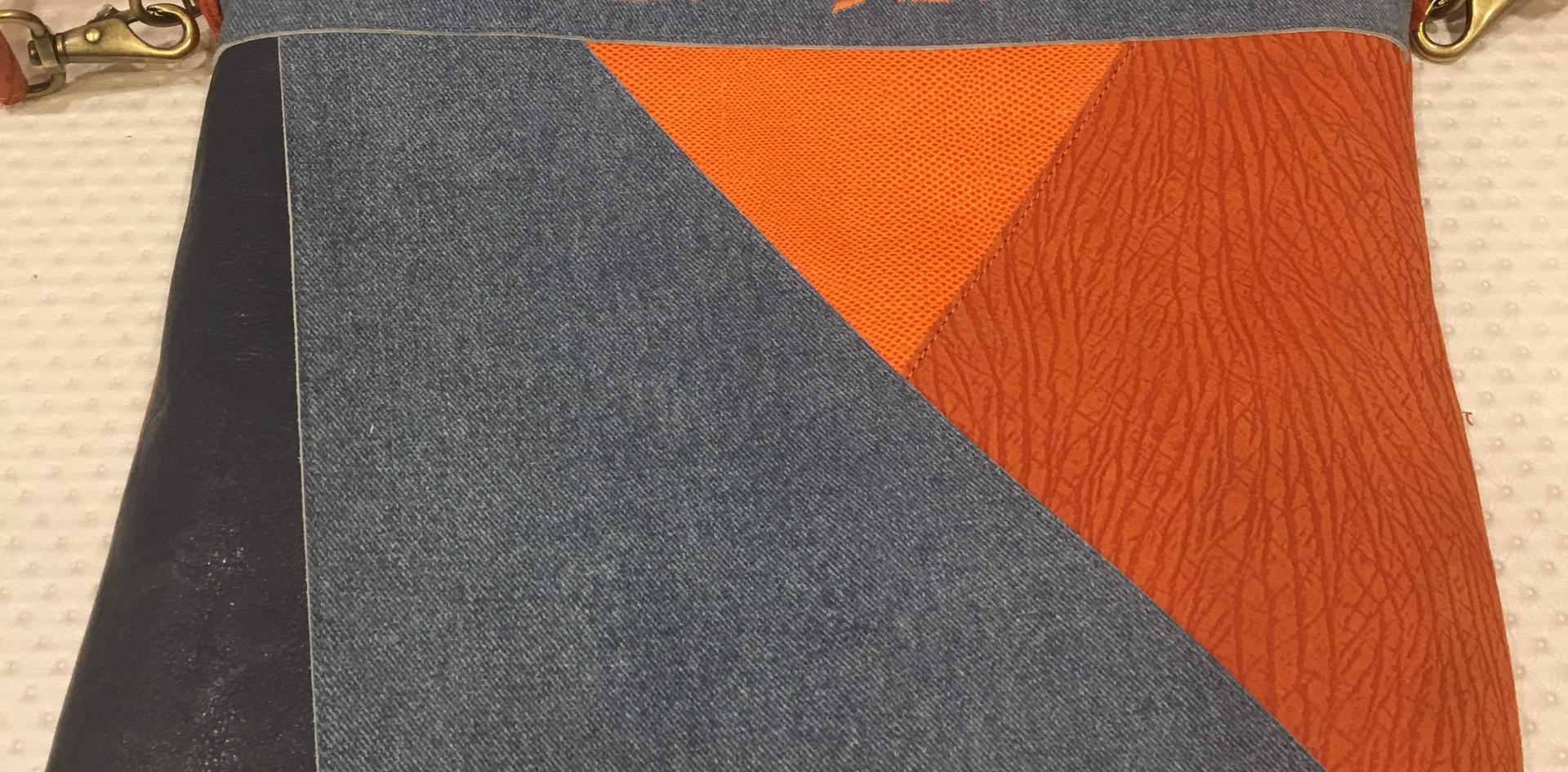 Geometric collage 028